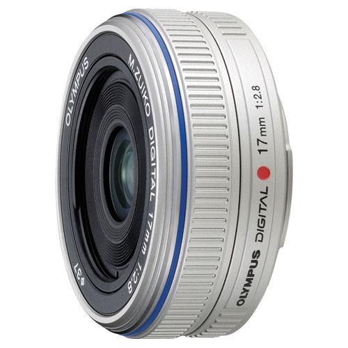 Micro-objectif numérique 17 mm f/2.8 d'Olympus