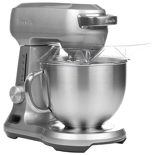 breville stand mixer 47l 550watt stainless steel - Breville Food Processor