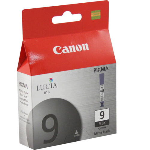 Canon Matte Black Ink (PGI-9MBK)