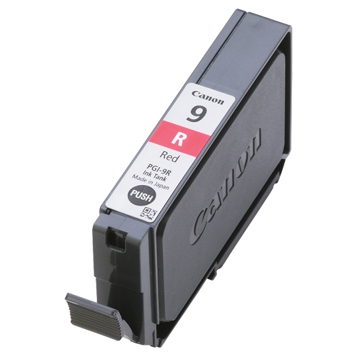 Canon PGI-9R Red Ink (1040B002)