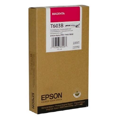 Epson Magenta Ink (T603B00)