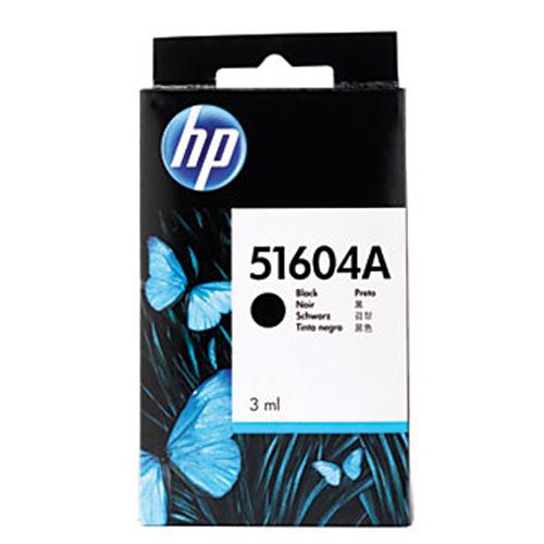 Cartouche d'encre noire de HP (51604A)