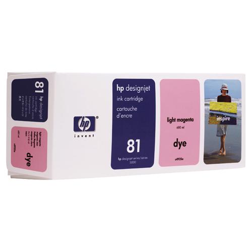 HP 81 Magenta Ink (C4935A)