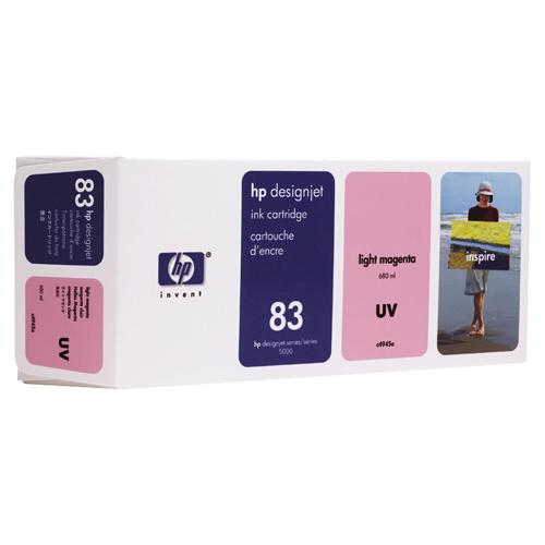 Cartouche d'encre magenta 83 de HP (C4945A)
