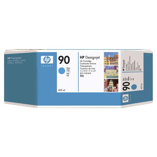 HP 90 Cyan Ink (C5061A)