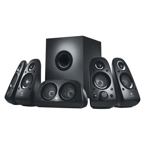 Haut-parleur ambiophonique 5.1 Z506 de Logitech - Noir
