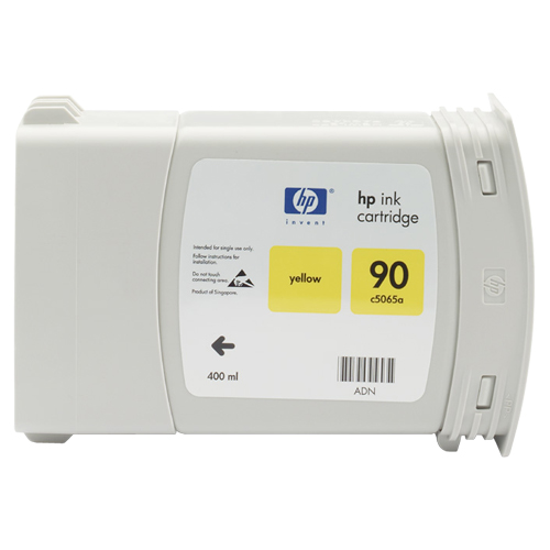 HP 90 Yellow Ink (C5065A)