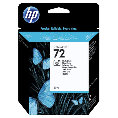 HP 72 Black Photo Ink (C9397A)
