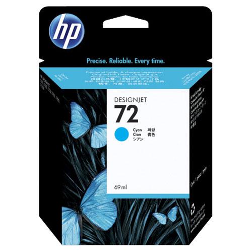 HP 72 Cyan Ink (C9398A)