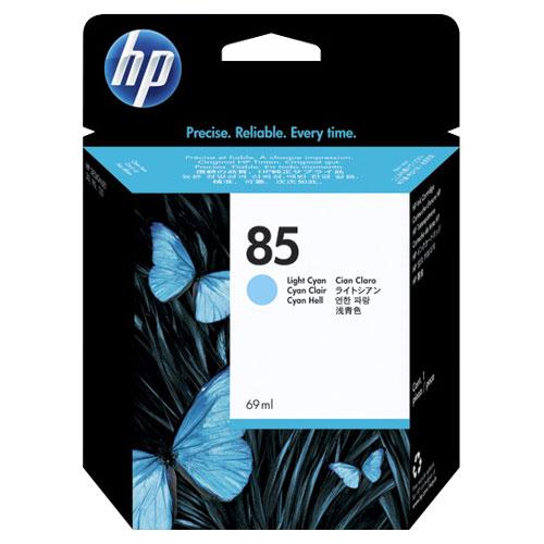 HP 85 Light Cyan Ink (C9428A)
