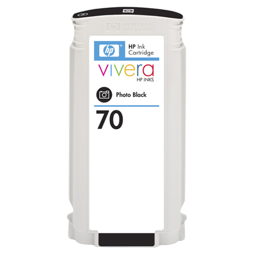 HP 70 Black Photo Ink (C9449A)