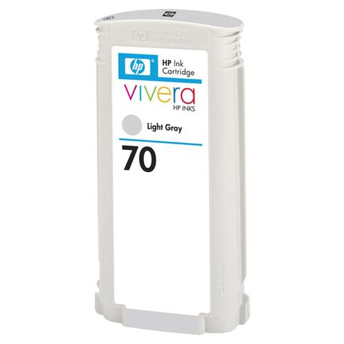 HP 70 Light Grey Ink (C9451A)