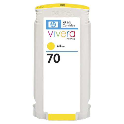 HP 70 Yellow Ink (C9454A)