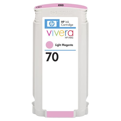 HP 70 Light Magenta Ink (C9455A)