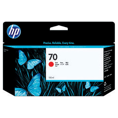 HP 70 Red Ink (C9456A)
