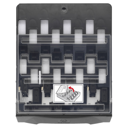Cartouche d'entretien 91 de HP (C9518A)