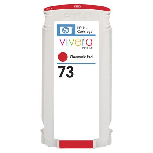 Cartouche d'encre rouge 73 de HP (CD951A)