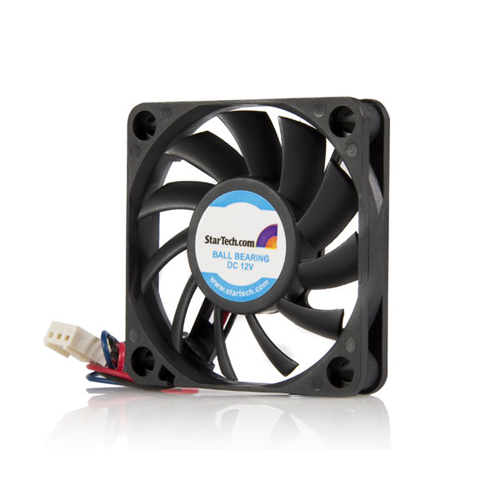 Startech 60x10 mm Replacement Ball Bearing PC Case Cooling Fan