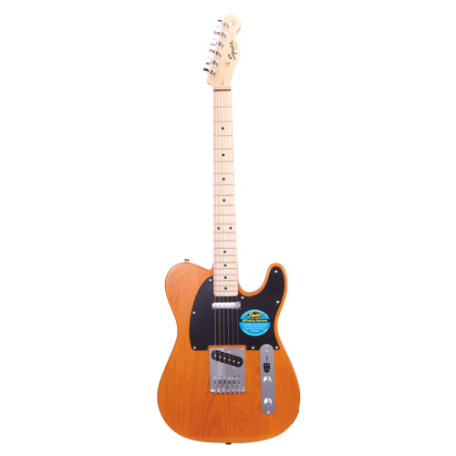Squier Affinity Telecaster Special Edition Electric Guitar - Butterscotch