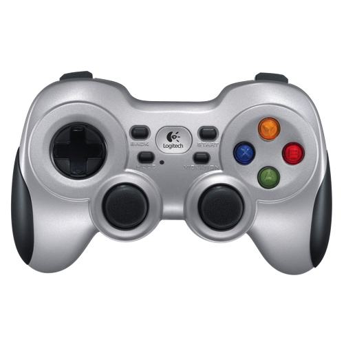Logitech Wireless Gamepad (F710)