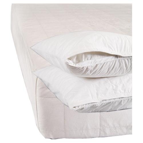 Ensemble de protection pour matelas et oreiller à contexture 233 de Smartsilk pour lit à une place (3514)