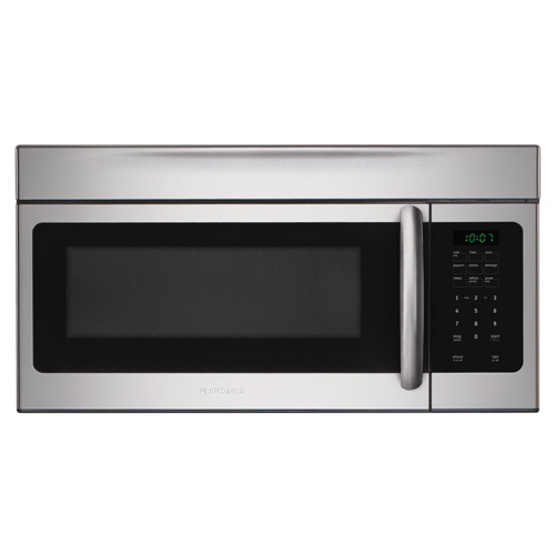 Frigidaire 1.6 Cu. Ft. Over-The-Range Microwave - 1.6 Cu. Ft. - Stainless Steel