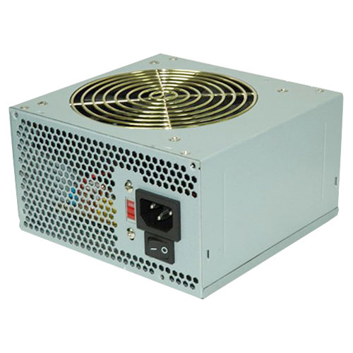 Coolmax 500-Watt Power Supply