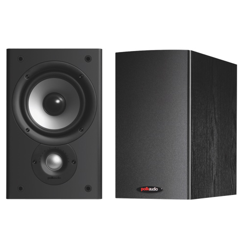 Polk Audio T300 100 Watt Bookshelf Speakers