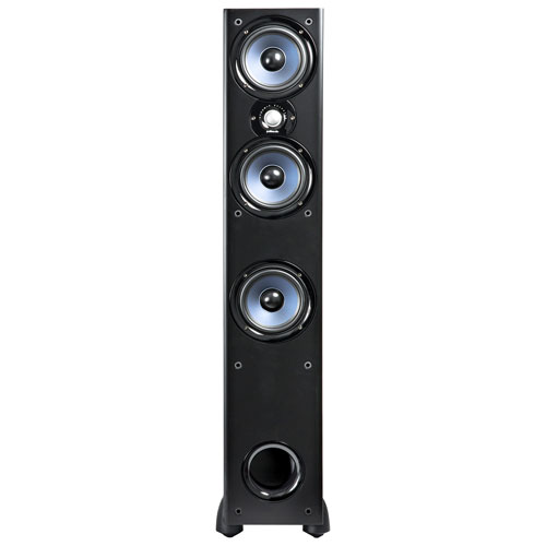 home theater tower speakers. polk audio t600 200-watt tower speaker - single : home speakers best buy canada theater