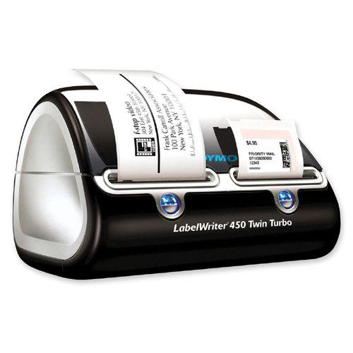 Dymo LabelWriter 450 Twin Turbo Label Printer (1756694)