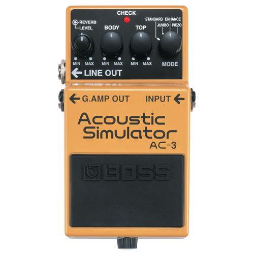 BOSS Acoustic Simulator (AC-3)