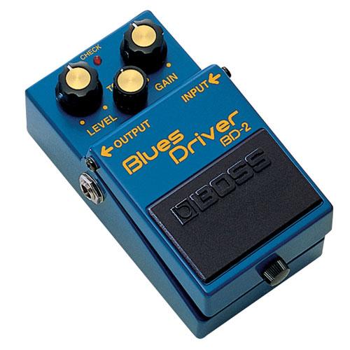 BOSS Blues Driver Pedal (BD-2)