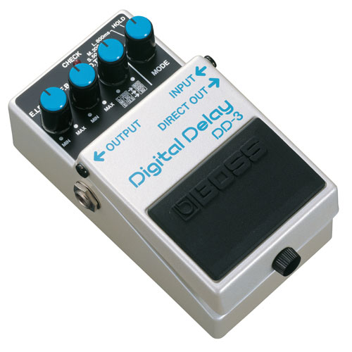 BOSS Digital Delay Pedal (DD-3)