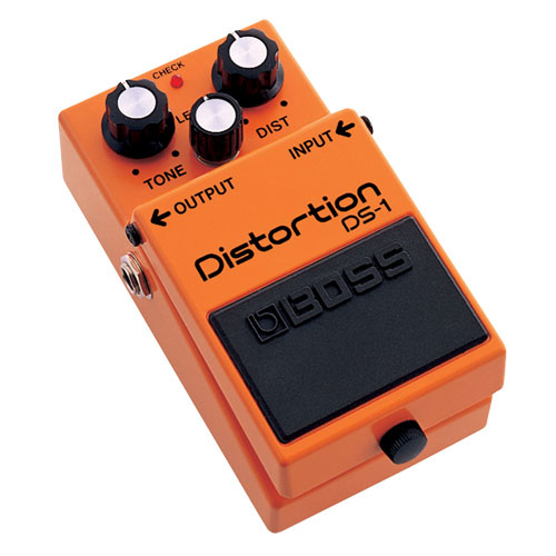 BOSS Distortion Pedal (DS-1)