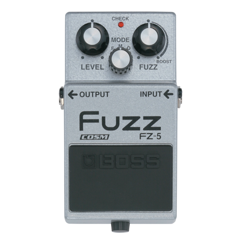 Pédale Fuzz de BOSS (FZ-5)