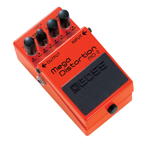 BOSS Mega Distortion Compact Pedal (MD-2)