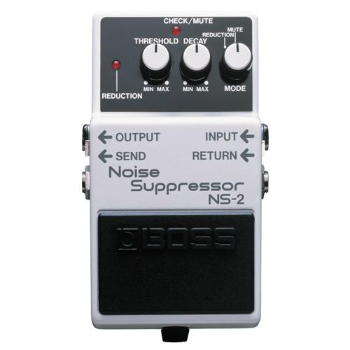 BOSS Noise Suppressor Pedal (NS-2)