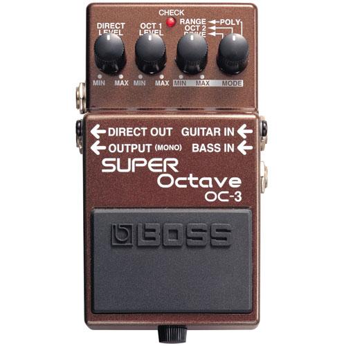 BOSS Super Octave Pedal (OC-3)