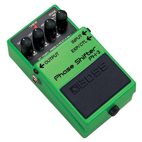 BOSS Phase Shifter Pedal (PH-3)