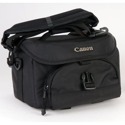 Sac pour petit appareil photo DSLR de Canon - Noir