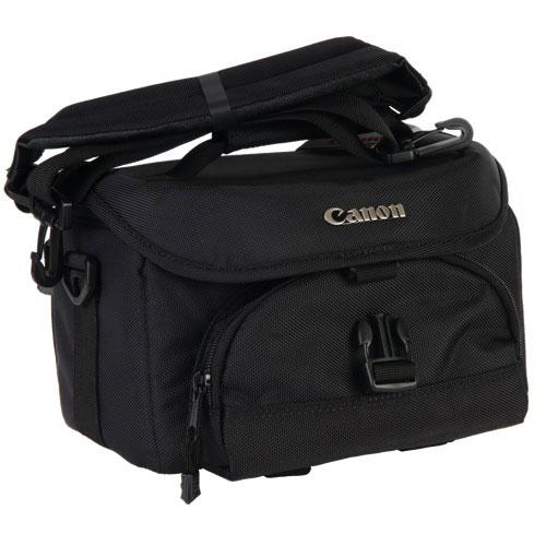 Canon Small DSLR Camera Bag - Black : DSLR Cases & Bags - Best Buy ...