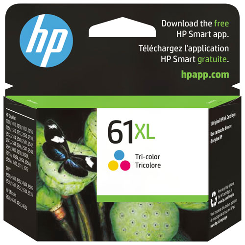 HP 61XL Tri-Colour Ink (CH564WN#140)
