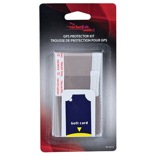 Rocketfish GPS Screen Protector Kit (RF-GP113)