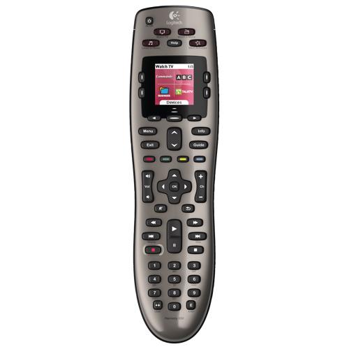 Logitech Harmony 650 Universal Remote Control 915-000160