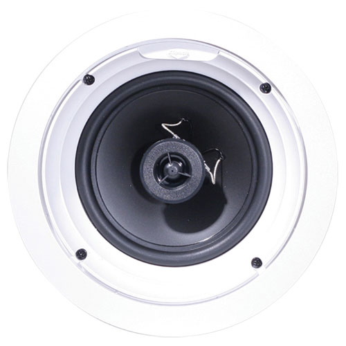 "Klipsch R1650C 6.5"" In-Ceiling Speaker - Single"