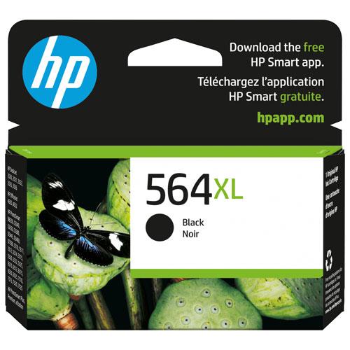 HP 564XL Black Ink (CN684WN#140)