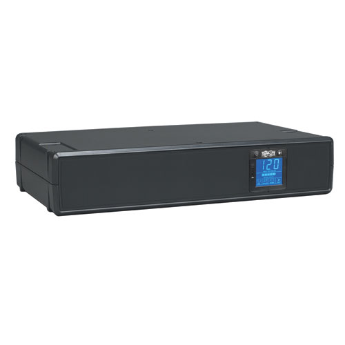 Tripp Lite 1200VA 2U Rack/Tower Line-Interactive 120V UPS with LCD (SMART1200LCD)