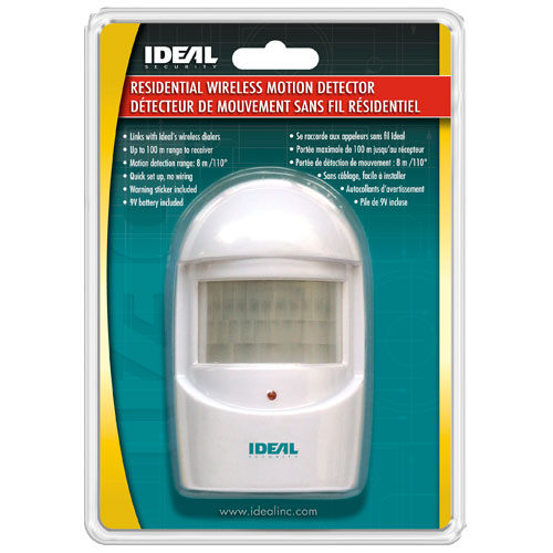 Ideal Security Wireless Motion Sensor (SK615)