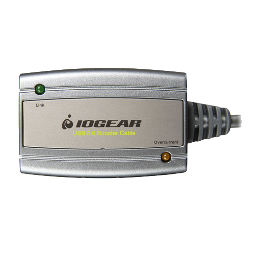 IOGEAR 16 Ft. Booster Extension Cable (GUE216)