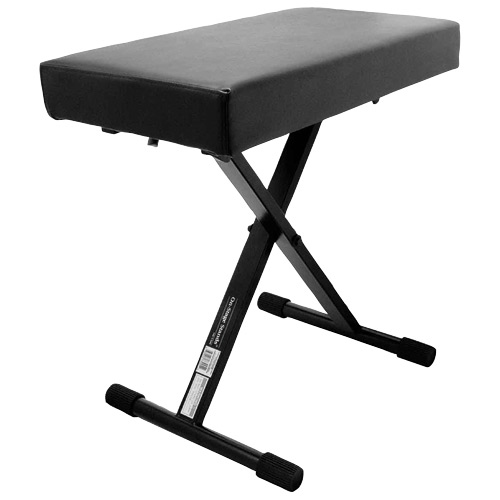 On-Stage 3-Position X-Style Keyboard Bench (KT7800)